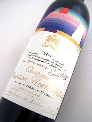 1984 CHATEAU MOUTON ROTHSCHILD Isle of Wine