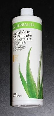 Herbalife Herbal Aloe Concentrate Original Mango Mandarin New 24 months expiry