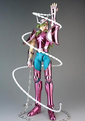 Speeding Aurora Saint Seiya Myth Cloth Andromeda Shun V1 Action Figure Presale