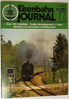Eisenbahn Journal 6 1984 October The Series 194 DB