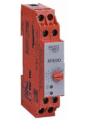 On Single Time Delay Relay 0.5-10s, SPDT
