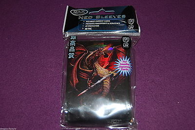 MAX PROTECTION - Neo Sleeves Small Celtic Dragon - 50 Pochettes Cartes - Neuf