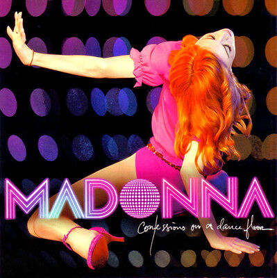 New Factory Sealed Madonna Cd Confessions On A Dance Floor Jump