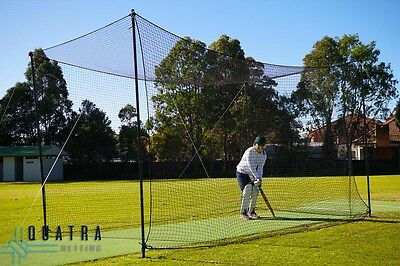 Complete Backyard Cricket Cage 5m x 2.7m