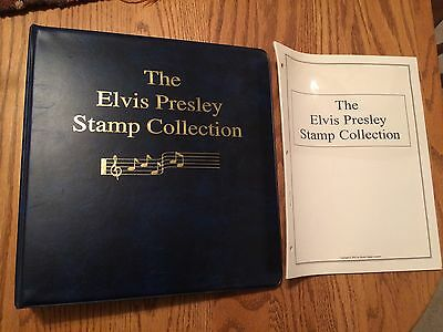 The Elvis Presley Stamp Collection
