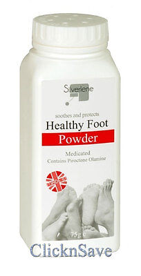 New Medicated Athlete Foot Powder Anti Fungal Athletes Feet Toes Anti Fungal 75g
