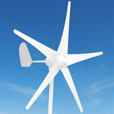 500W Wind Turbine Generator 12V 24V 48V 3 5 Blade and windmill Charge Controller