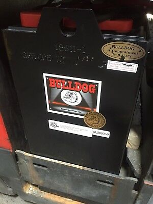 """Bulldog 37.87"""" X 13.25"""" X 31"""" 36V Electric Forklift BatteryW/30"""" Cable New 2015"""