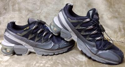 new arrival c5c70 df6ab WOMEN'S-SALOMON-GCS-GROUND CONTROL SYSTEM-TRAIL RUNNING SHOES-BLACK-Size 6.5