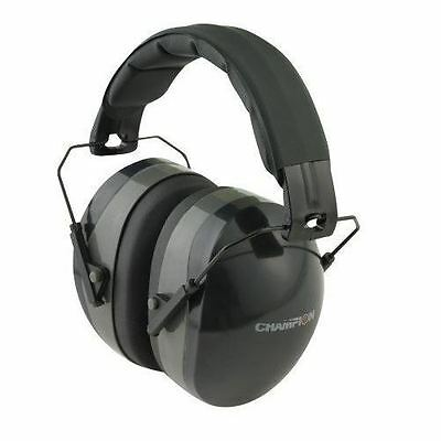 New Champion Ear Muffs Passive Hearing Protection NRR 26 dB 40970