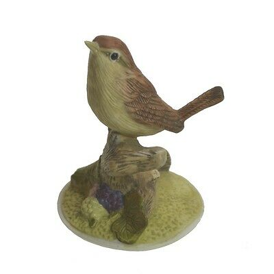 Nature's Wing Wren Bird Figurine