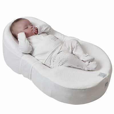Red Castle Baby / Kid / Child / Infants Cocoonababy Nest  - White