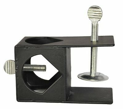 TIKI Brand Universal Deck Clamp, Torch Mounting Bracket-Heavyduty-New -Free Ship