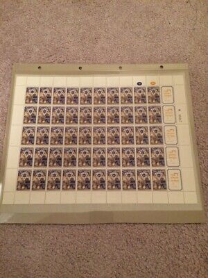 Israel Scott #35-36 New Year Complete Sheets MNH!!