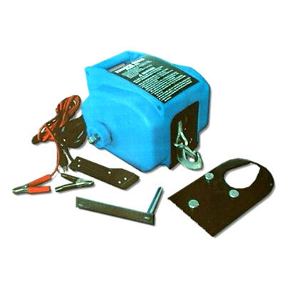 TOOLZONE 12V ELECTRIC BOAT WINCH Up To 6000Lbs Of Pulling Capacity !!