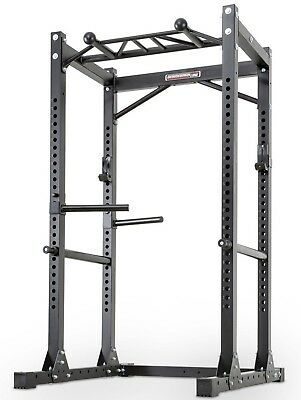 BARBARIAN Commercial Power Cage BB-9030 GERMAN DESIGN Squat Rack Gym  Weight