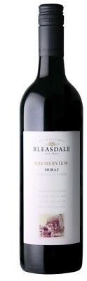 Bleasdale `Bremerview` Shiraz 2015 (6 x 750mL), Langhorne Creek, SA.