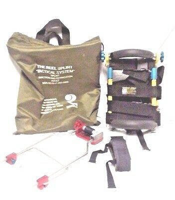 REEL Splint Adult Traction and Extrication Tactical System