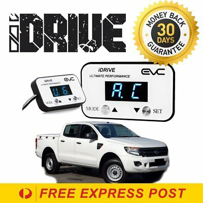 NEW iDrive WindBooster Throttle Control for FORD RANGER PX (10/2011-2015) EVC622