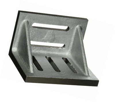 Hhip 6 X 6 X 6 Inch Ground Angle Plate Webbed End (3402-1056)