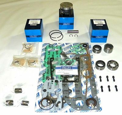WSM Johnson Evinrude 50-70 HP Power Head Rebuild Kit 100-120-11 - .010 Over Size