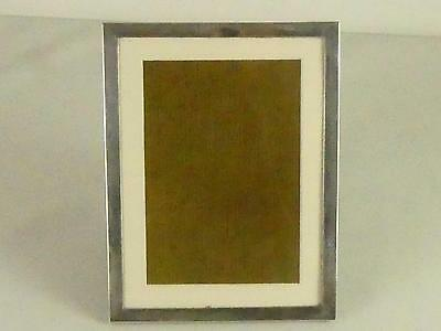 (Ref165DI) Superb solid silver photo frame hallmarked Birmingham 1929