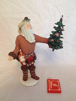 Duncan Royale The Pioneer Limited Edition 12 IN w/Paperwork Christmas Santa 1983