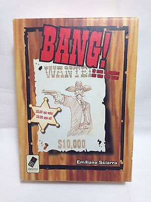 Bang! Card Game DaVinci Games Complete