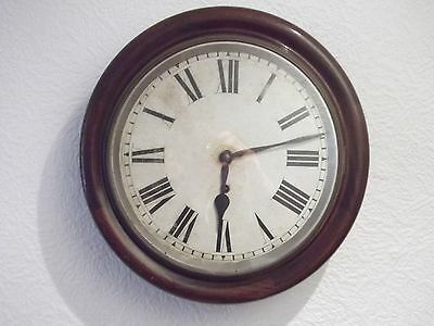 Antique School/station Wall Clock