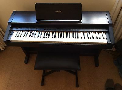 Yamaha electric piano picclick uk for Yamaha clp 840