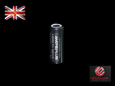 Panasonic NCR 18500 A 2000mAh Li-Ion Rechargeable 3.7v Genuine Battery UK