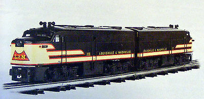 Williams by Bachmann O Scale FA-1 Diesel Locomotive - Louisville & Nashville A-A