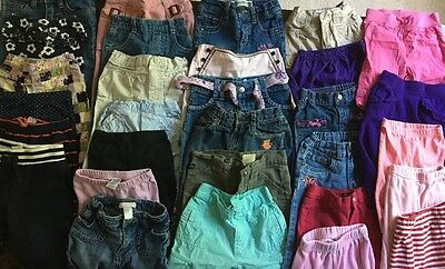 Lot of 26 Baby, Toddler Girls Clothing, Newborn -2 T, Carter's, Old Navy