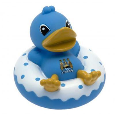 Manchester City F.C. Rubber Dinghy Duck