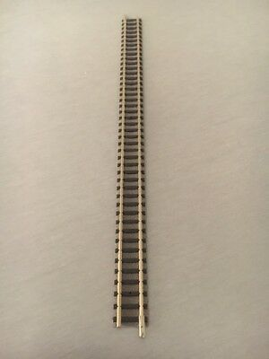 Fleischmann N Guage Piccolo Track Double Straight 9100 222Mm - Like New