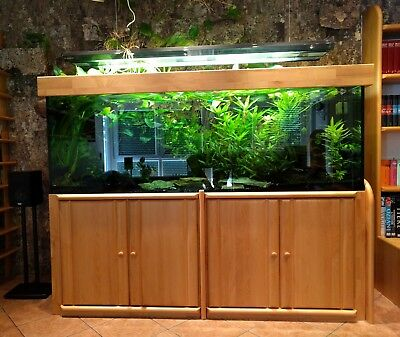 aquarium liter sehr robust mit zubeh r eur 49 00 picclick de. Black Bedroom Furniture Sets. Home Design Ideas