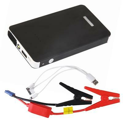 30000mAh Mini Portable Car Jump Starter Battery Charger Power Bank Booster @