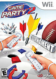 Nintendo Wii : Game Party 2 Video Games in factory sealed package