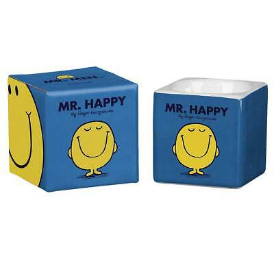 Mr Happy Egg Cup from the Mr Men & Little Miss Series by Wild & Wolf