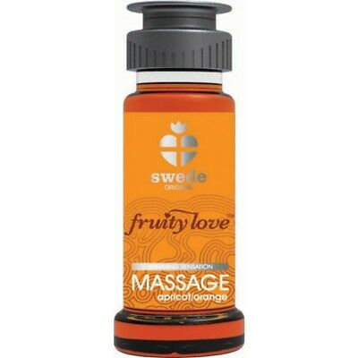Huile de massage Fruity Love Swede Abricot Orange