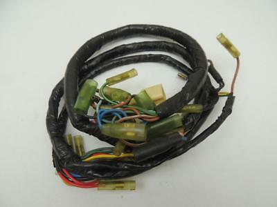 yamaha 1969 1970 at1 enduro wiring harness wire loom nos. Black Bedroom Furniture Sets. Home Design Ideas