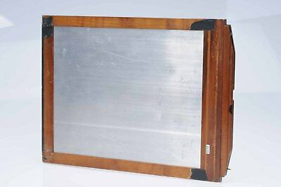 Miscellaneous 11x14 Sheet Film Holder Wood                                  #620