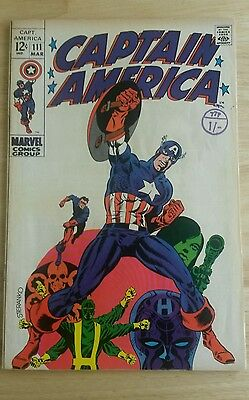 Captain America:Issues 111, 130