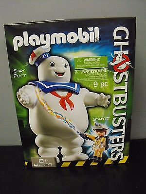 2017 Playmobil Ghostbusters Stay Puft Set