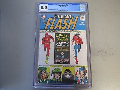 The Flash 80 Page Giant #9 CGC 8.0 Comic Book 1965