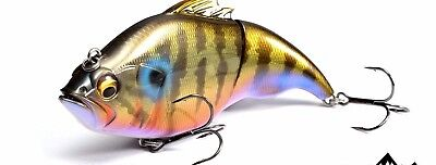 "Megabass Vatalion Glide Bait - Hard Body Swimbait - 4.5"" Japanese Fishing Lure"