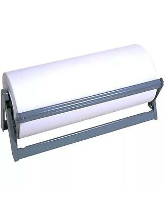"15"" Paper Roll Cutter Dispenser For Deli / Meat Store"
