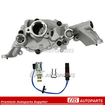 Engine Oil Pump 68252670AB Fits 2011-2018 Chrysler Dodge Jeep 3.6L V6 DOHC