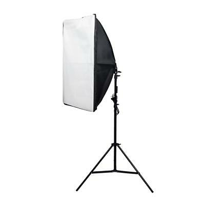 Photography Studio LED Continuous Lighting Photo Softbox Light Stand Kit