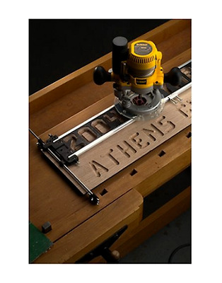 Sign Maker Stencil Machine Sign Making Kit Router Wood Carving Tools